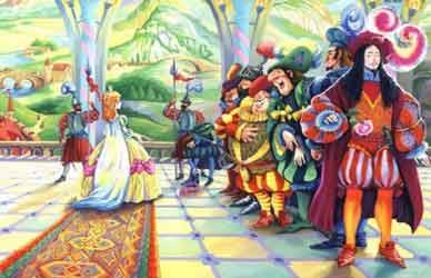 Король Дроздобород краткое содержание