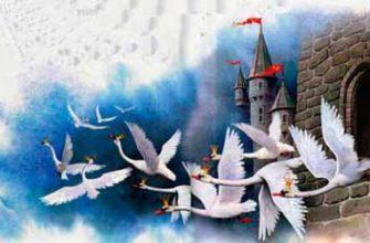 дикие лебеди краткое содержание для читательского дневника