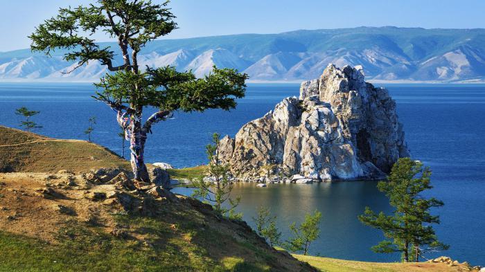 Сообщение о озере Байкал