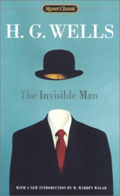человек невидимка краткое описание