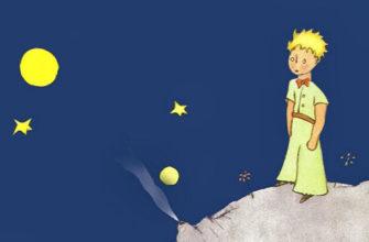 маленький принц краткое содержание