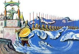 автор сказки о царе салтане