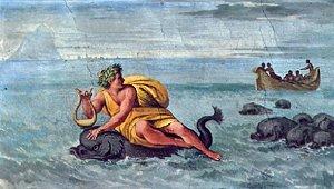 Легенда об Арионе краткое содержание