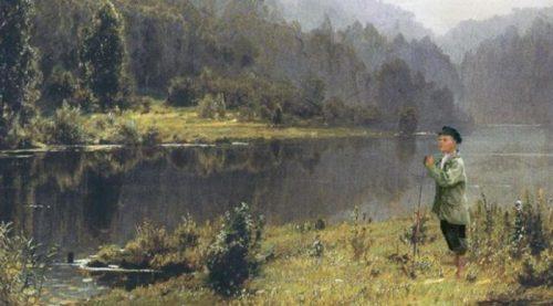 васюткино озеро план
