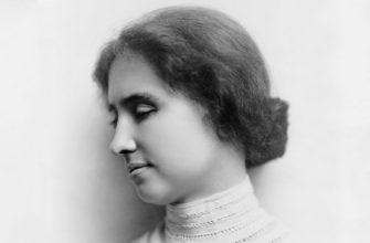 Хелен Келлер краткая биография