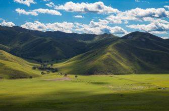 Описание Монголии