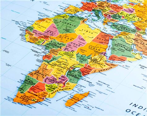 особенности африки