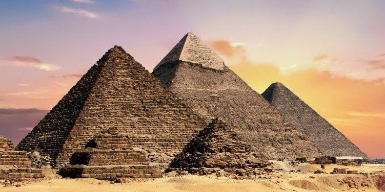 описание египта по плану