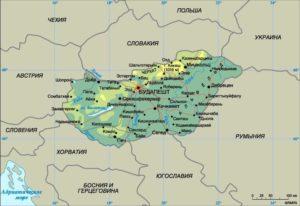 венгрия характеристика по плану