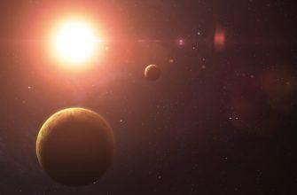 у каких планет нет спутников