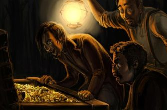 золотой жук план произведения