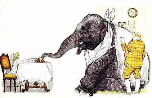 куприн слон план произведения
