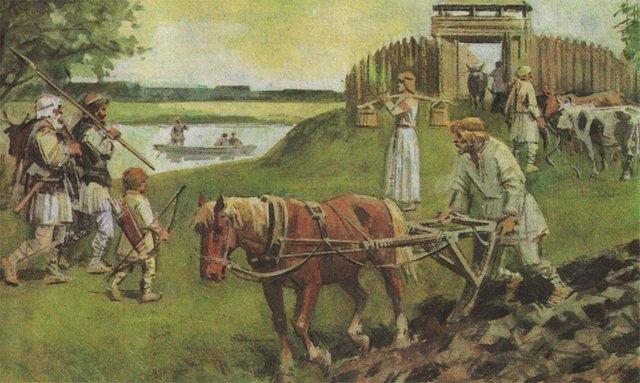 доклад жизнь древних славян 4 класс