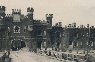интересные факты о брестской крепости