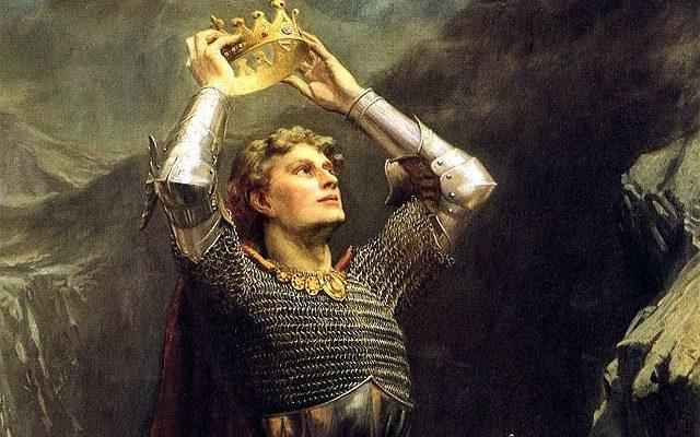 король артур краткое сообщение