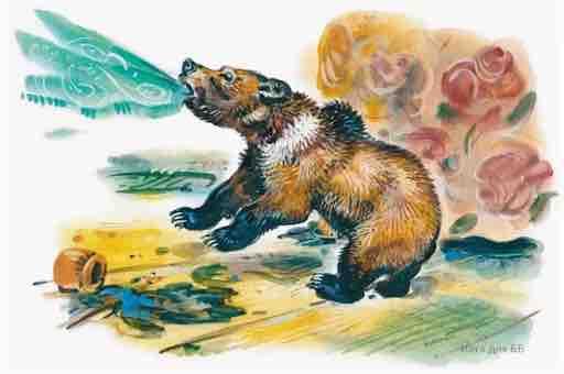 Мамин-Сибиряк Медведко план