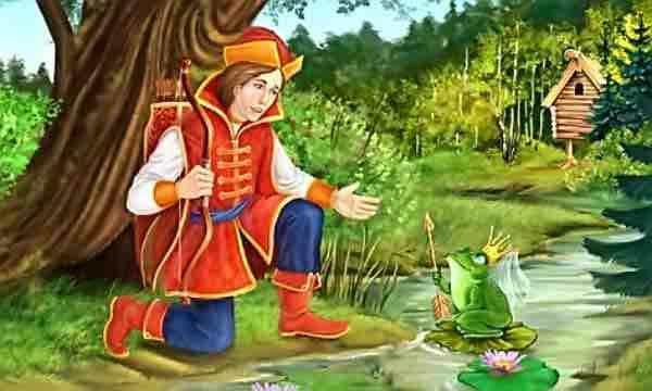 царевна лягушка вопросы и ответы к сказке
